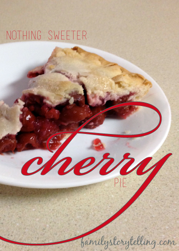 Family Storytelling, President's Day, Cherry Pie