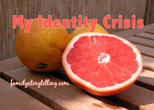 Cut Grapefruit family history life story